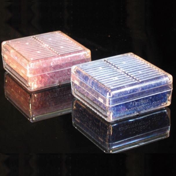 Silica Gel Desiccant in Dry Box