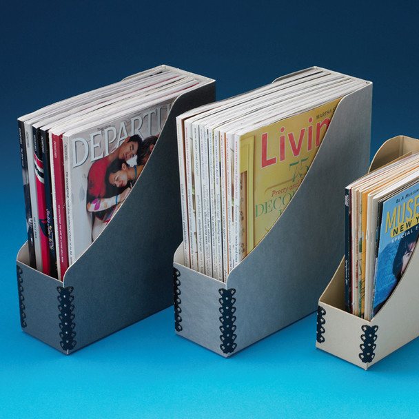 Shelf Pamphlet & Magazine Files