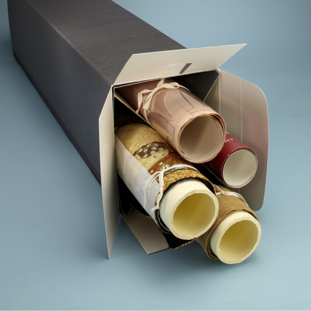 Telescoping Multiple-Roll Box