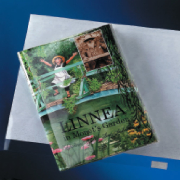 UV Protection Book Jacket Covers