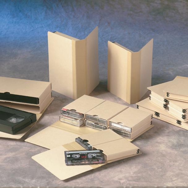 Video Cassette Shelf Binders