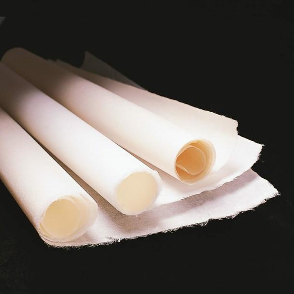 Handmade Japanese Papers Tengucho Wood Ash