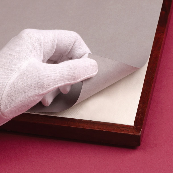 Archival Dustcover/Frame Backing Paper