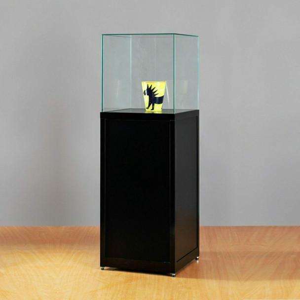 Amsterdam Pedestal Display Case S750