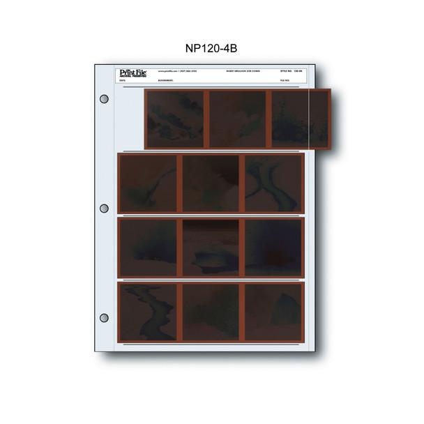 Print File 120MM Negative Preserver