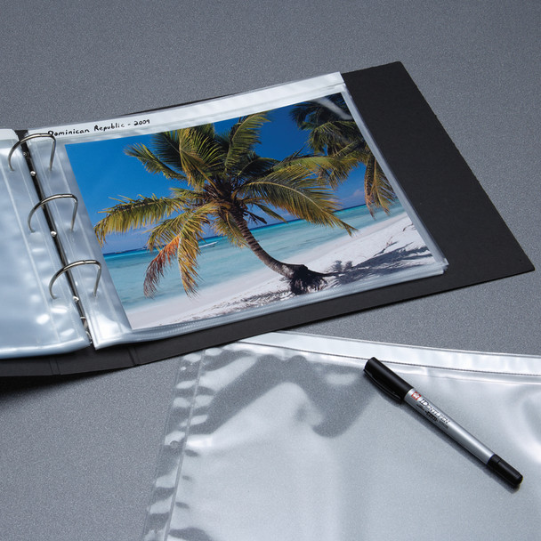 Horizontal Album Binder