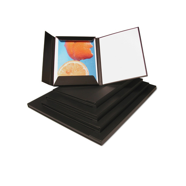 Fold Over Presentation Folios