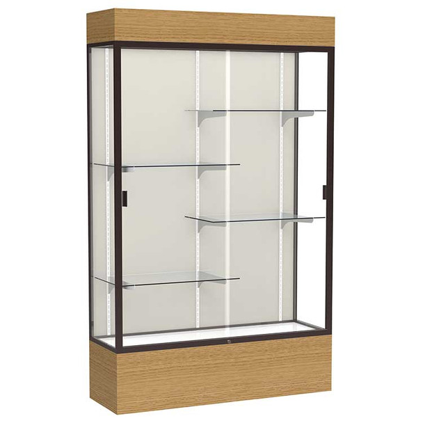Reliant Cornice Floor Exhibit Case