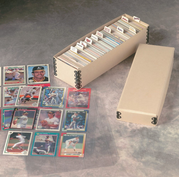 Trading Card Album Page Protectors