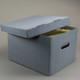 Standard Record Storage Cartons - Detached Lids