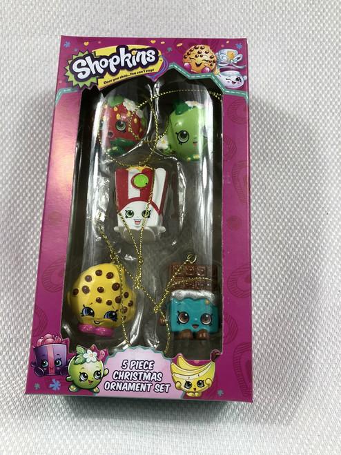 Shopkins Decoration Set - 5piece