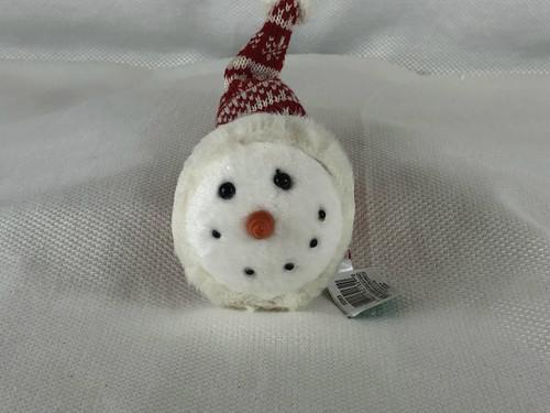Nordic Snowman - Stripe Hat