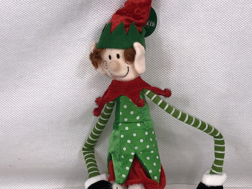 Long Legged Elf - green