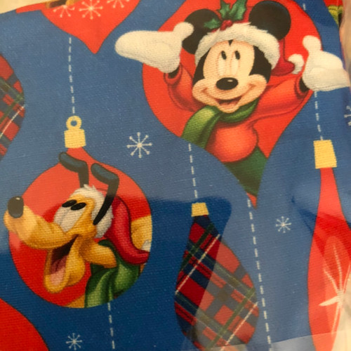 Mickey and friends facemasks