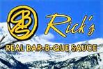 Rick's Real BBQ Sauces