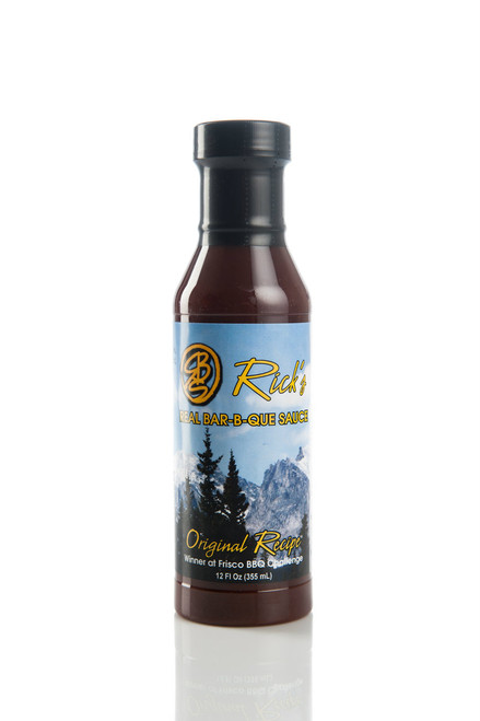 Rick's Original Recipe is all natural - gluten free 12oz (355 ml)