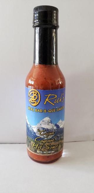 Cajun Cayenne Hot Sauce