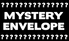 MYSTERY ENVELOPE - 20 ASSORTED COUPONS - FREE WITH PURCHASE