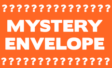MYSTERY ENVELOPE - 15 ASSORTED FOOD COUPONS