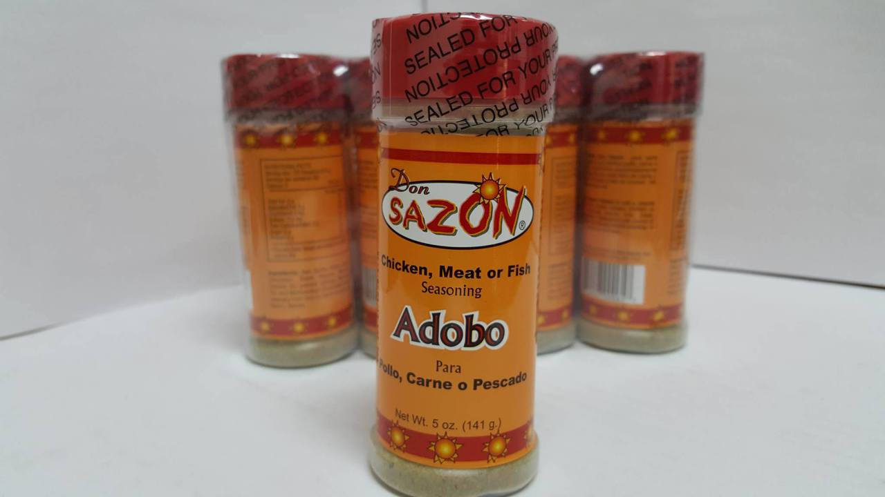 Don Sazon Adobo Seasoning 5oz Bottle