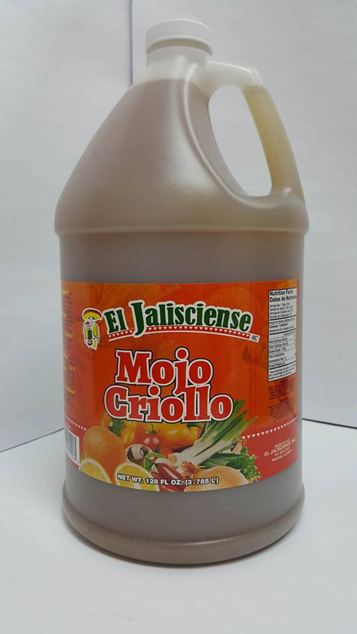 El Jalisciense Mojo Criollo Gallon 4-pack
