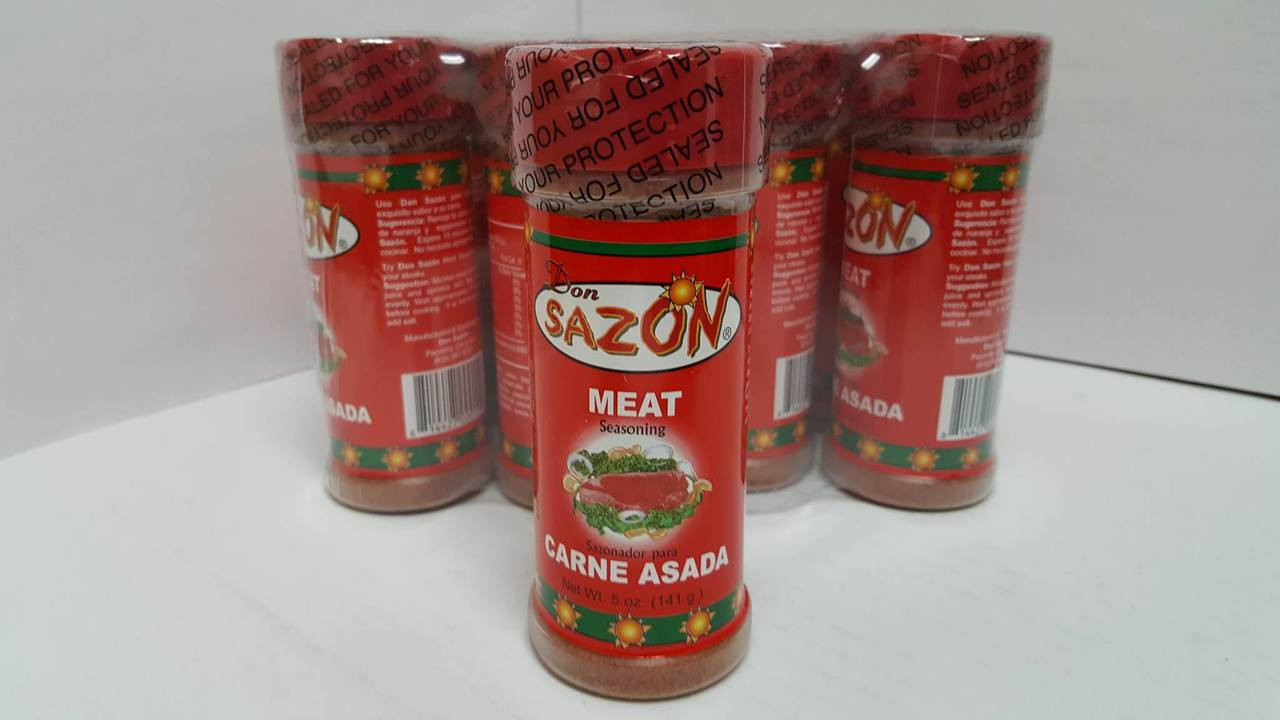 Don Sazon Meat Seasoning 5oz Bottle