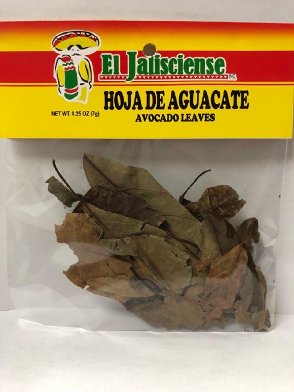 El Jalisciense Hoja de Aguacate/Avocado Leaves Dozen