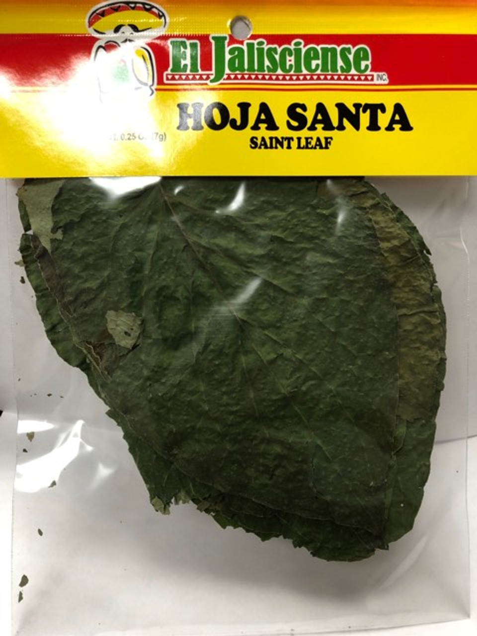 El Jalisciense Hoja Santa Single Bag