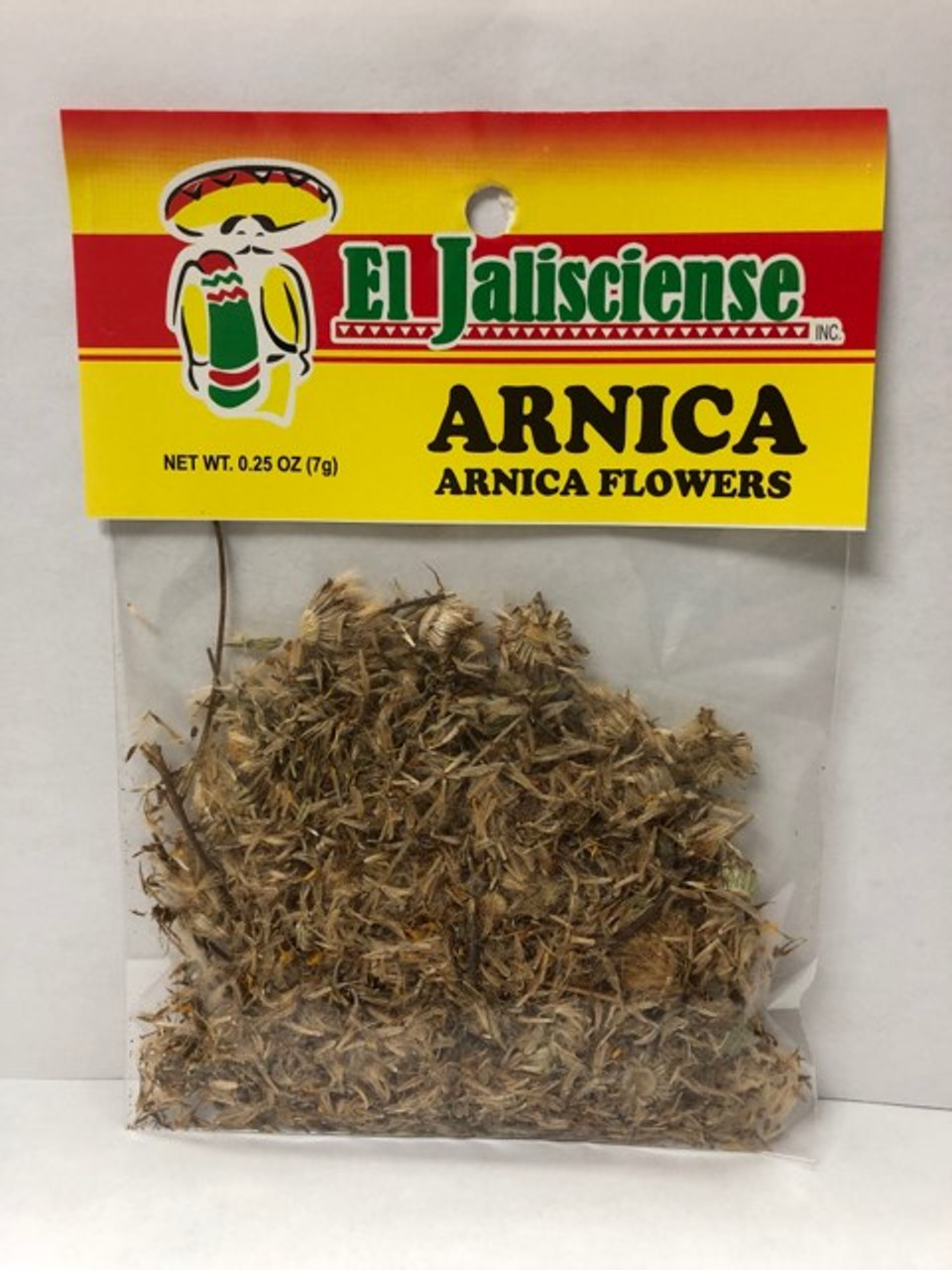 El Jalisciense Arnica Single Bag .25oz
