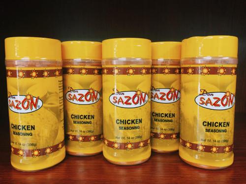 Don Sazon Chicken Seasoning 14oz Dozen