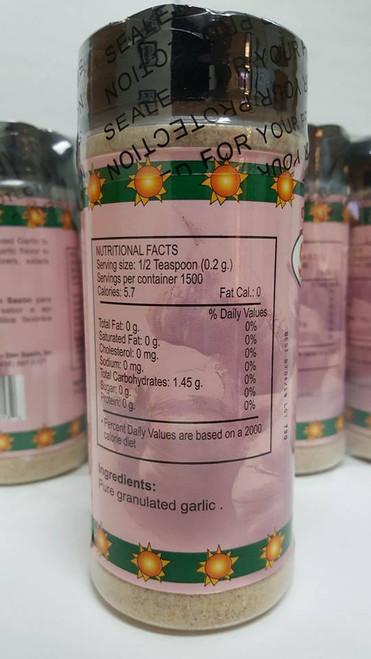 Don Sazon Granulated Garlic 10.5oz Bottle