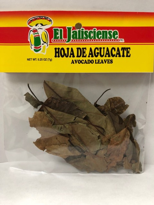 El Jalisciense Hoja de Aguacate/Avocado Leaves