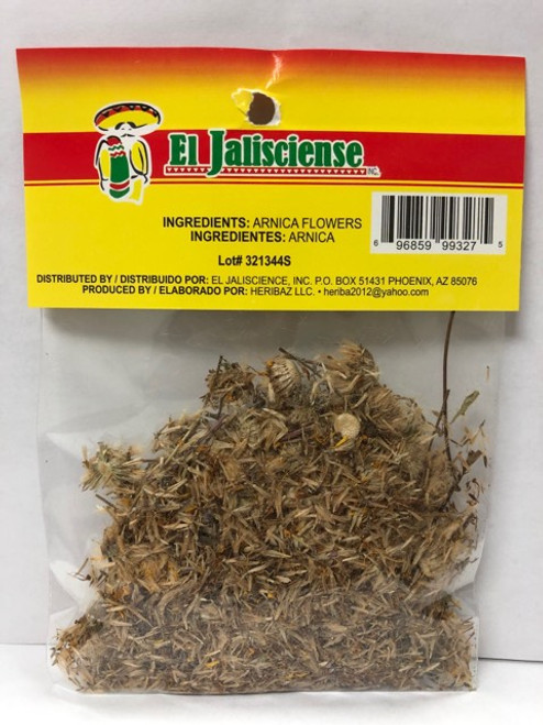 El Jalisciense Arnica Single Bag .25oz