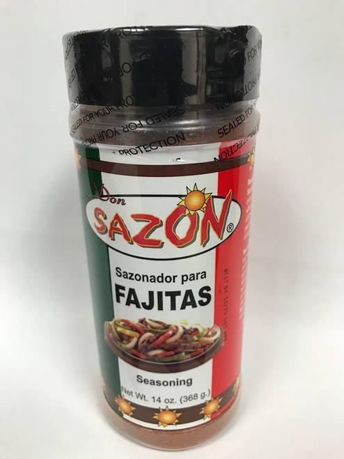 Don Sazon Fajita Seasoning 14oz Dozen