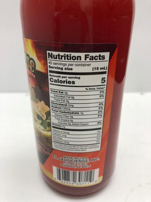 El Jalisciense Carne Asada/Grilled Beef Marinade 23oz Bottle Dozen
