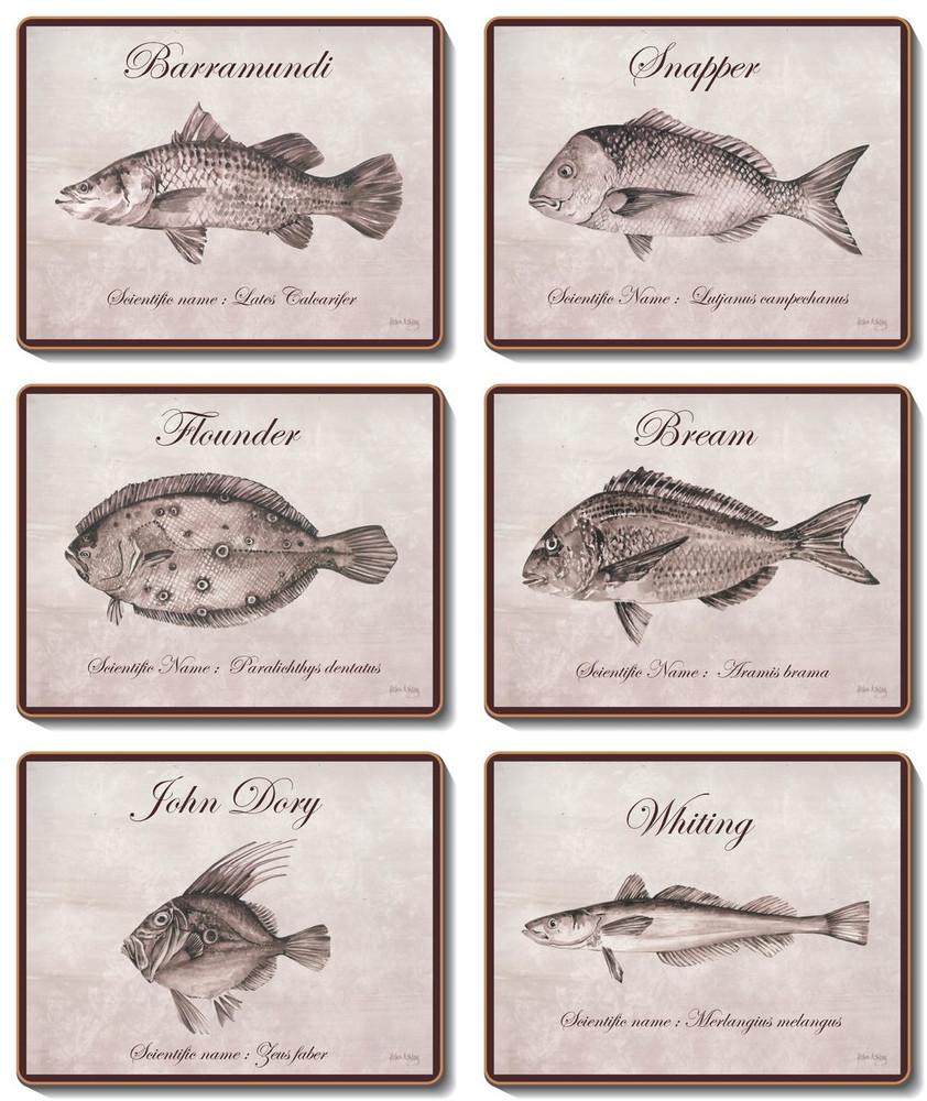 Australian Fish Placemats