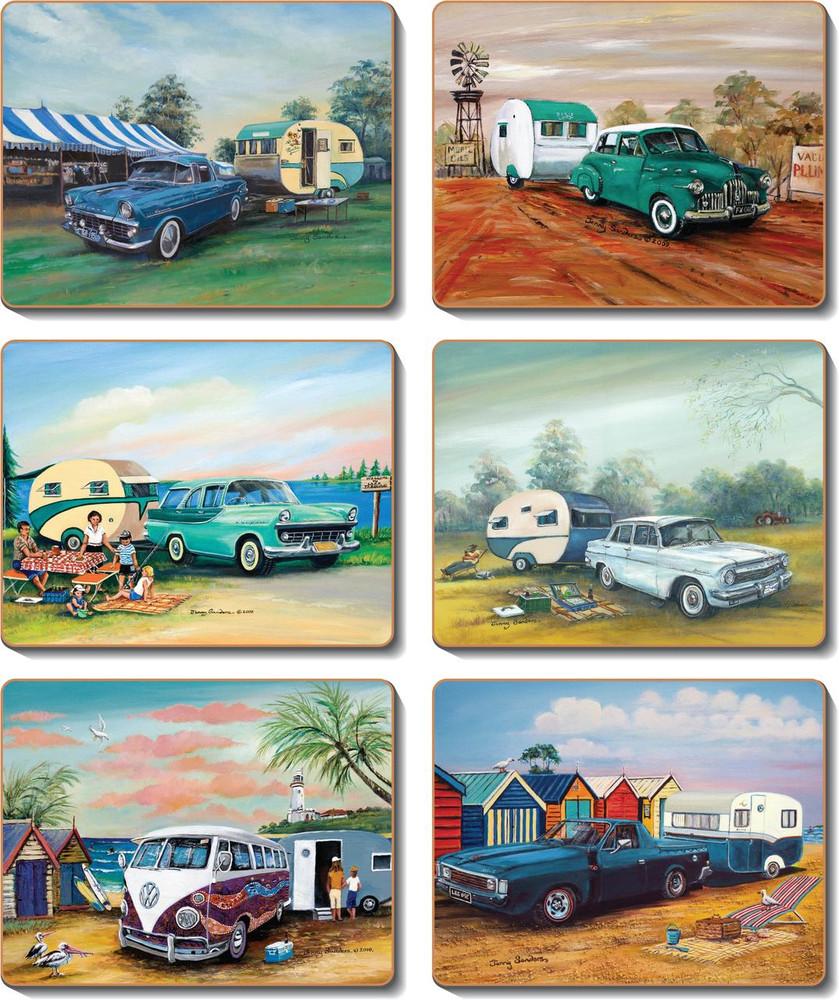 Classics & Caravans Coasters