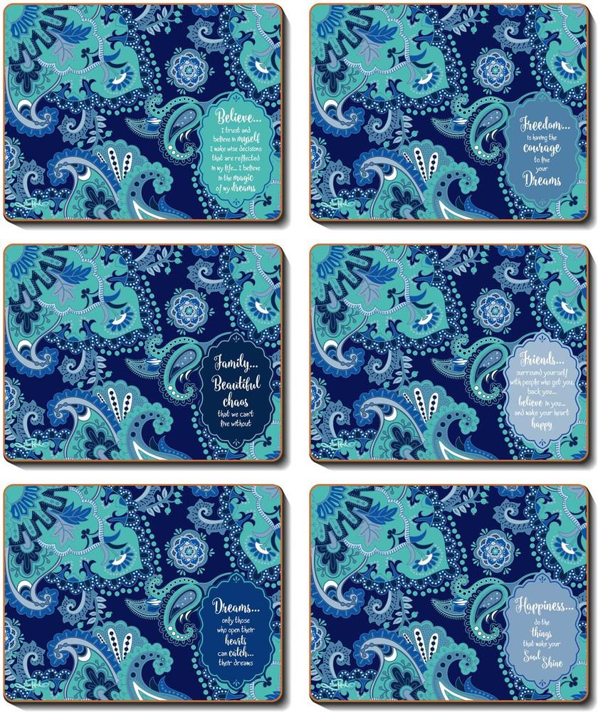 Aura Beach Coasters