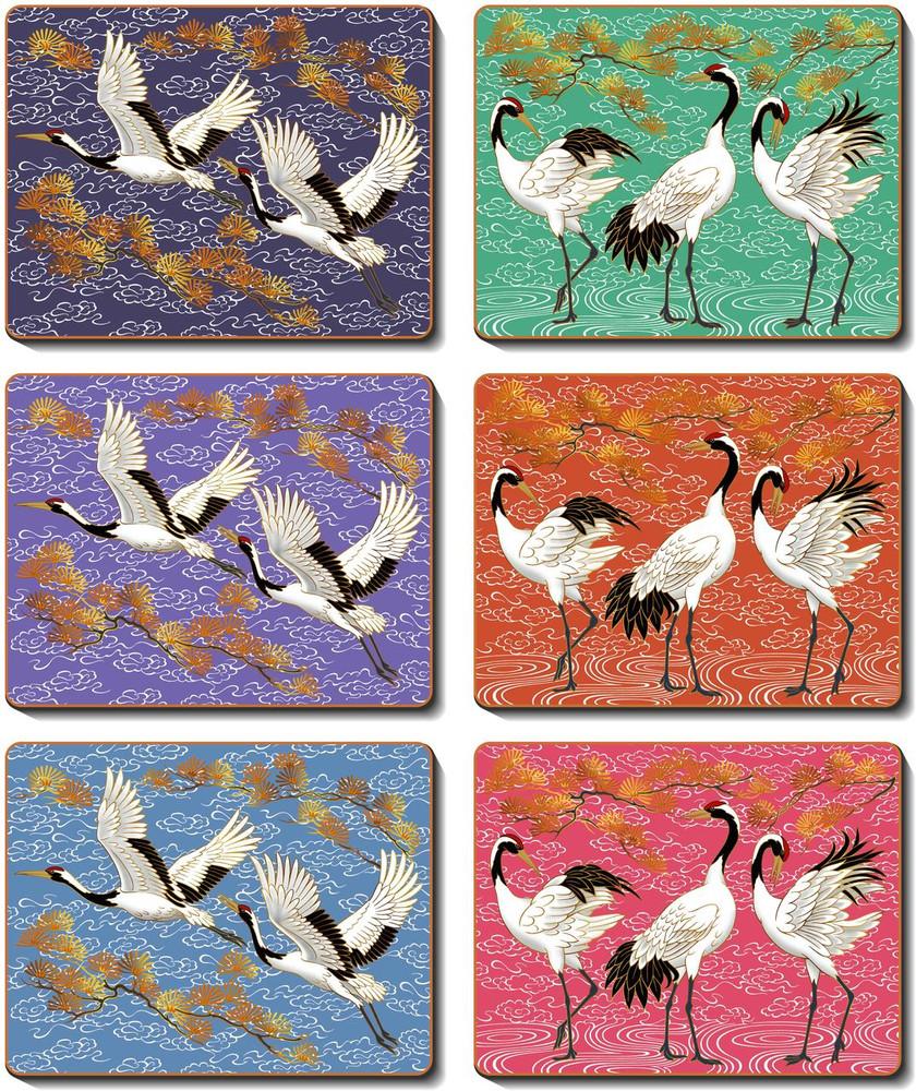 Cranes Coasters