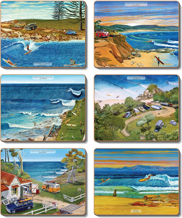 Surf Safari Placemats