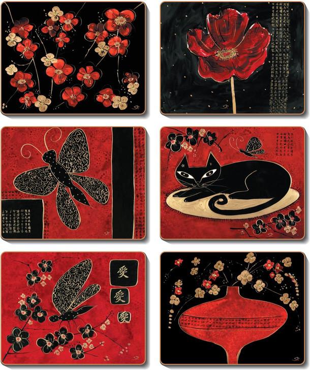Oriental Placemats