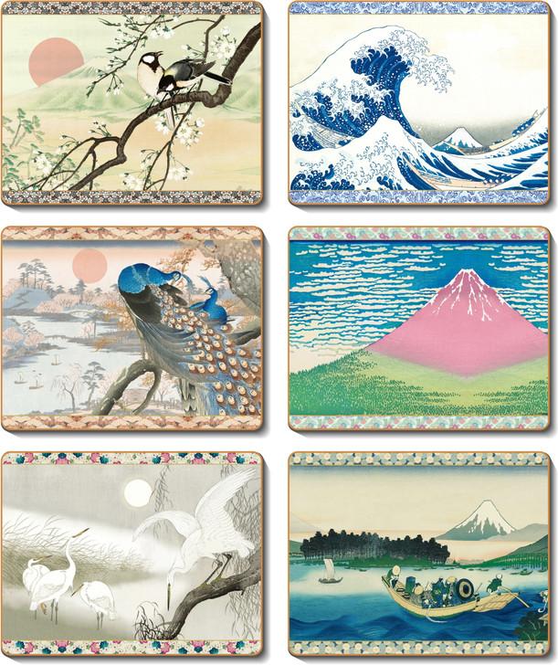 Japanese Landscapes Placemats