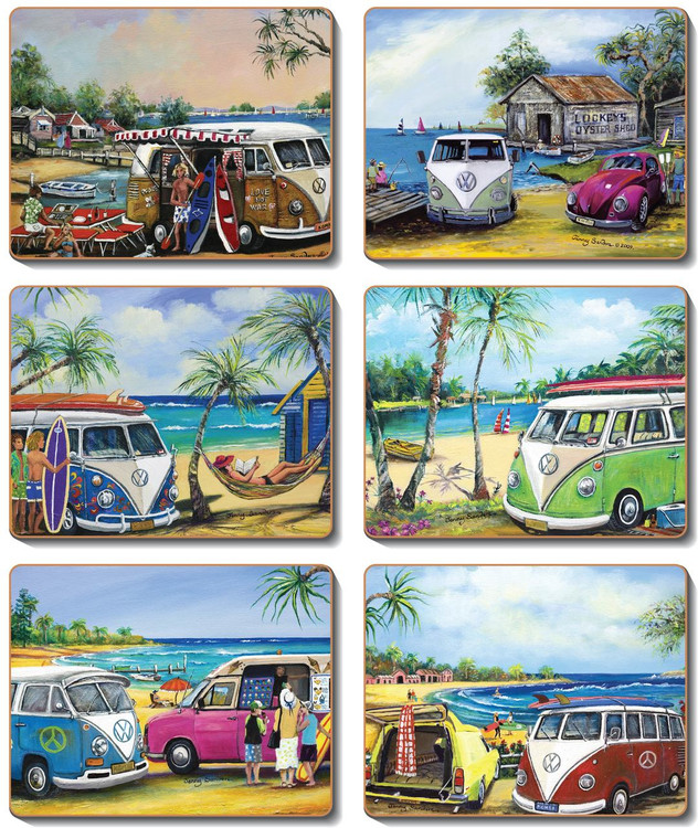 Kombi Coasters