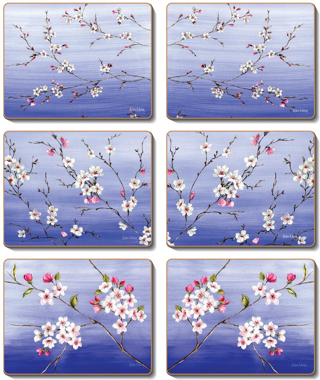 Blossoms Coasters