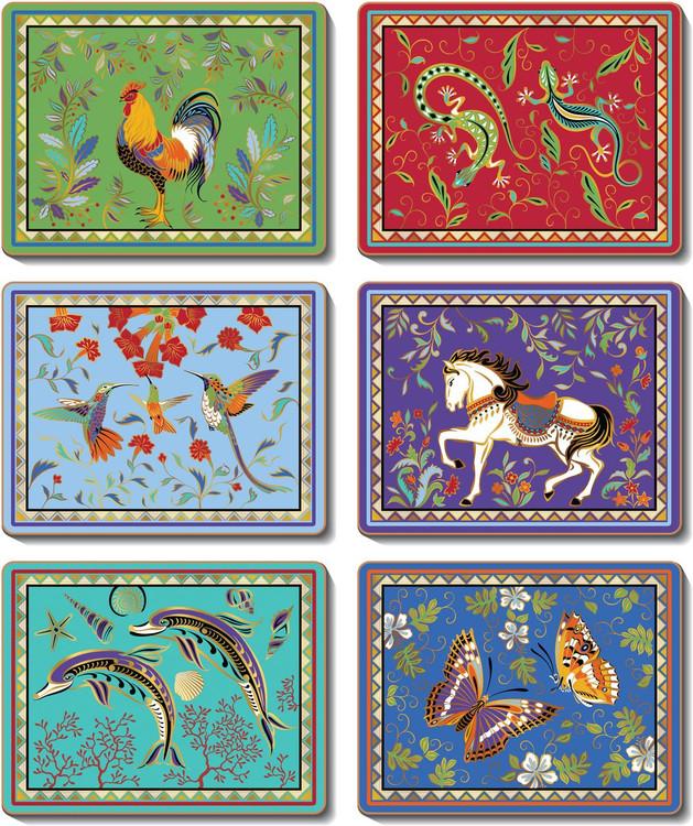 Minerva Coasters