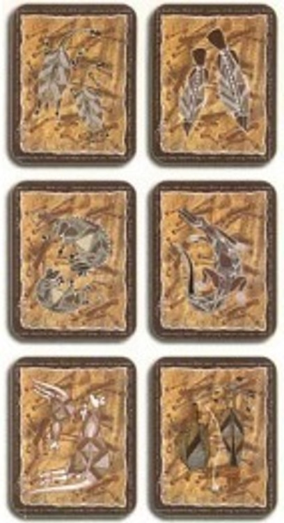 Oenpelli Rock Art Placemats