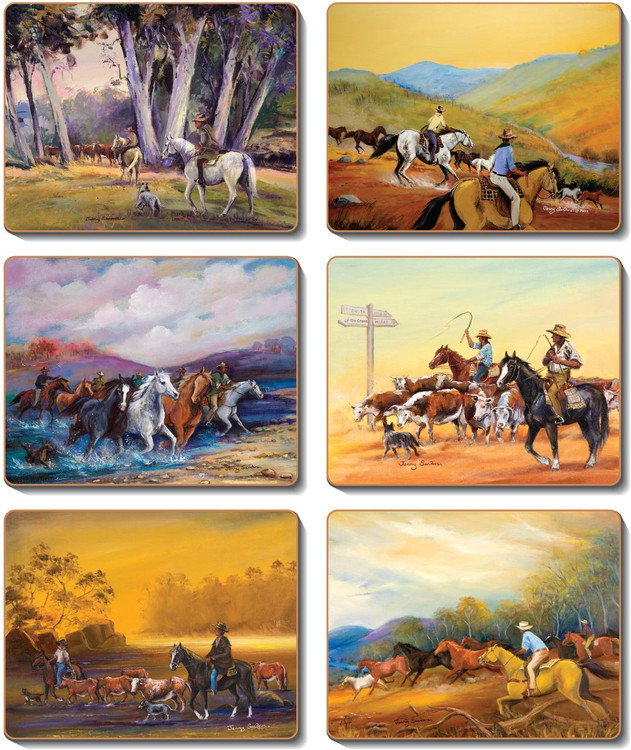 Man from Snowy River Placemats