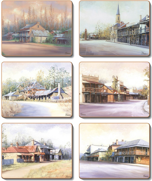 Country Towns Placemats