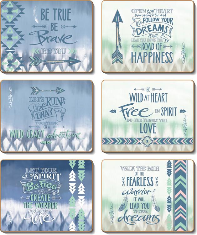 Gypsy Coasters