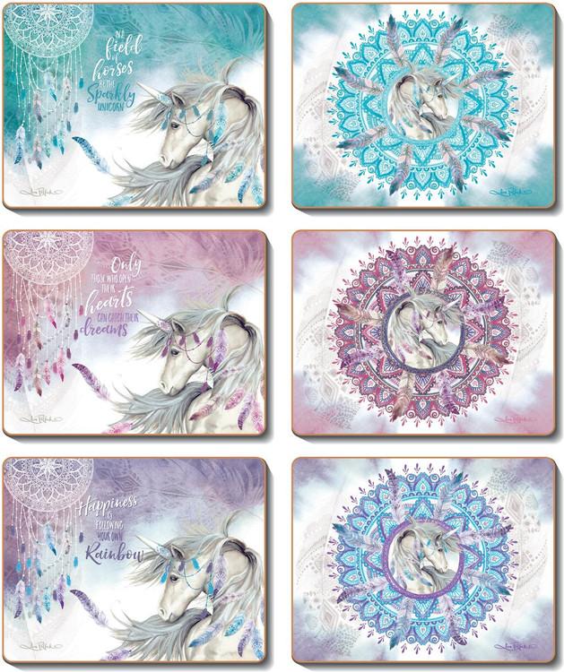 Mystical Spirit Coasters